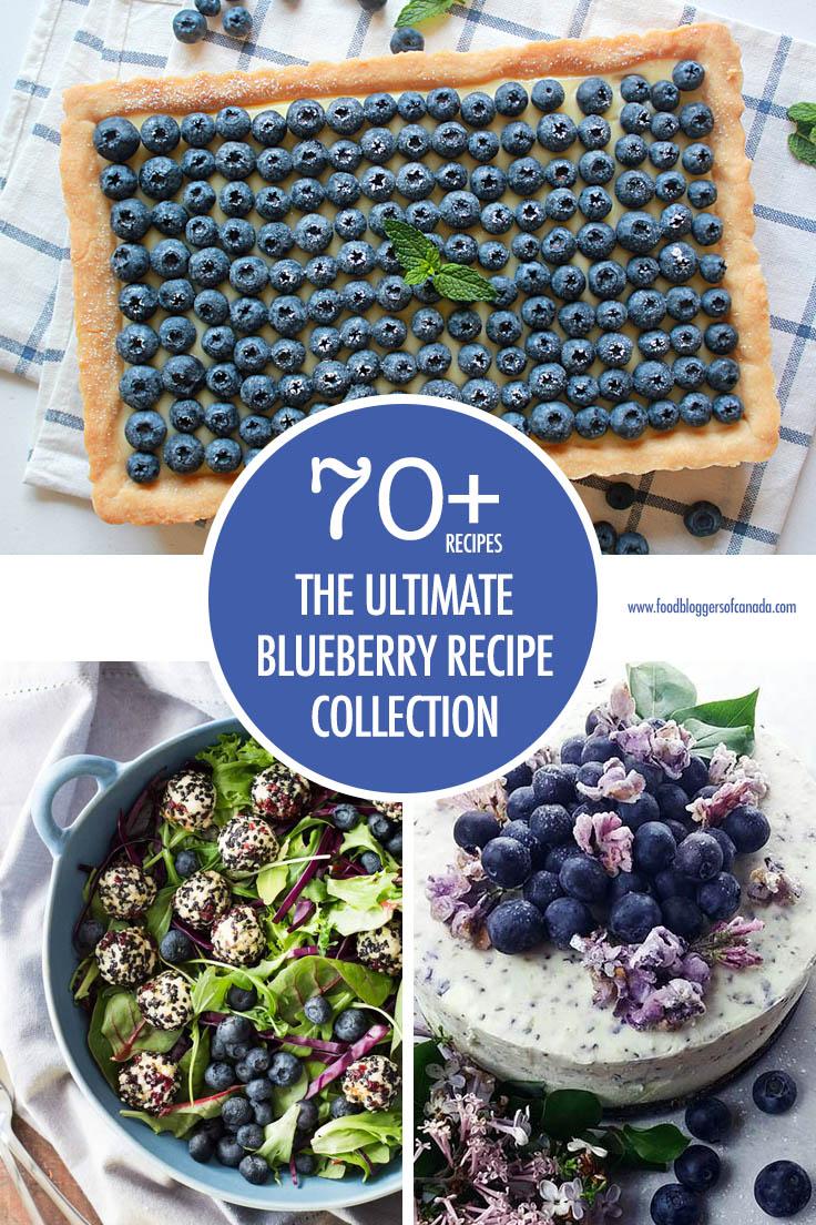 The Ultimate Blueberry Recipe Guide 70 Recipe Ideas Food