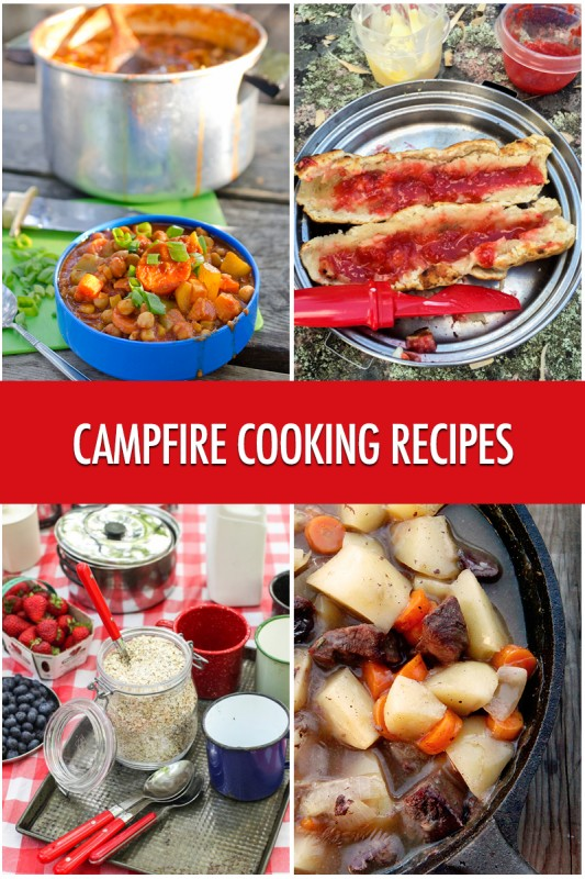 Cooking Over a Campfire: 9 Recipes | Food Bloggers of Canada