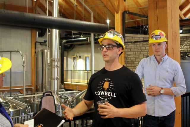 Cowbell Brewing   Food Bloggers of Canada