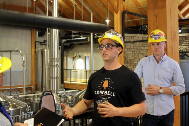 Cowbell Brewing | Food Bloggers of Canada