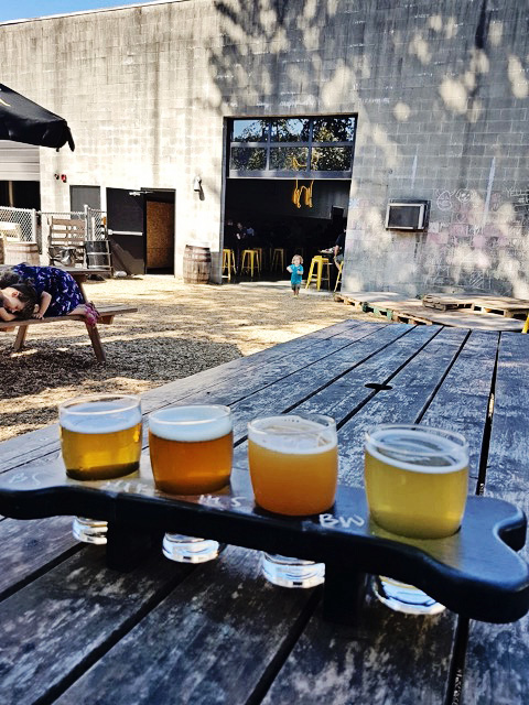 Yellow Dog Brewing | Food Bloggers of Canada
