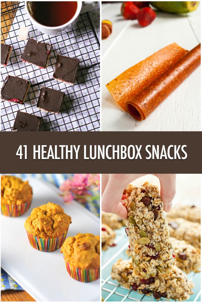 41 Healthy Lunchbox Snacks | Food Bloggers of Canada