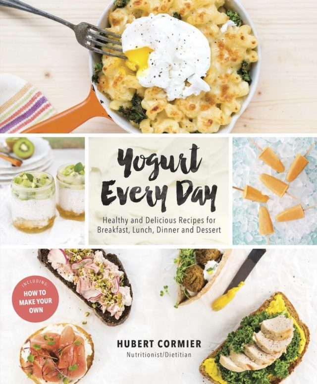 Yogurt Every Day Cookbook Review | Food Bloggers of Canada