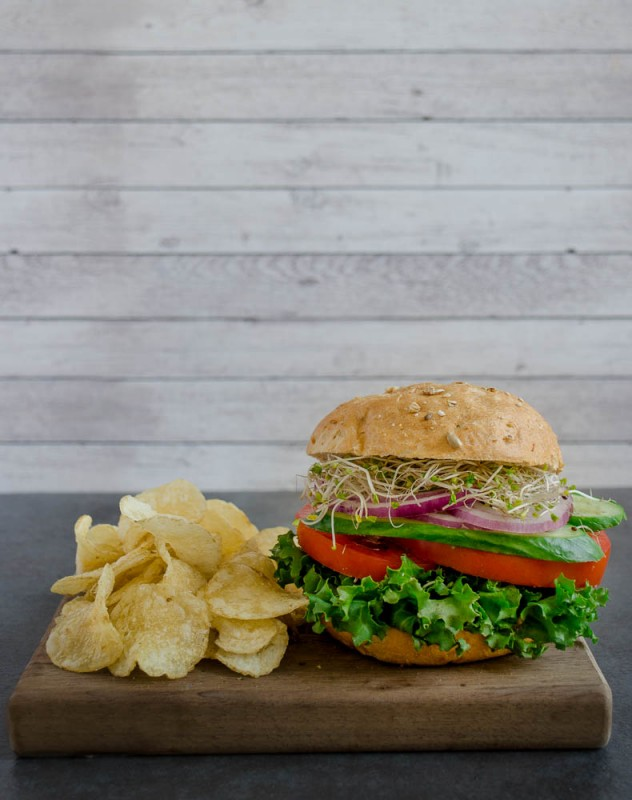 Food Styling 101: Styling Sandwiches | Food Bloggers of Canada