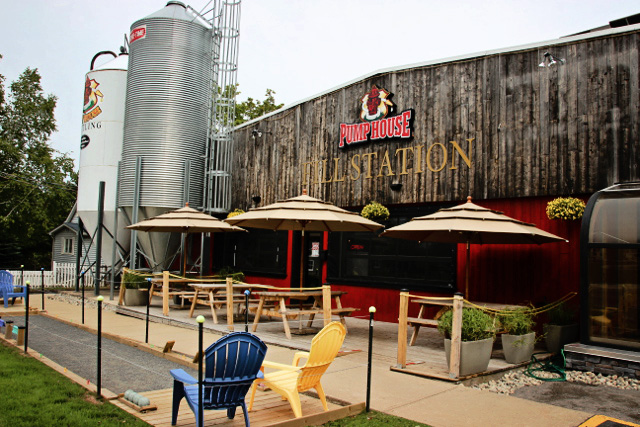 Canada's Craft Beer: Moncton's Pump House Brewery