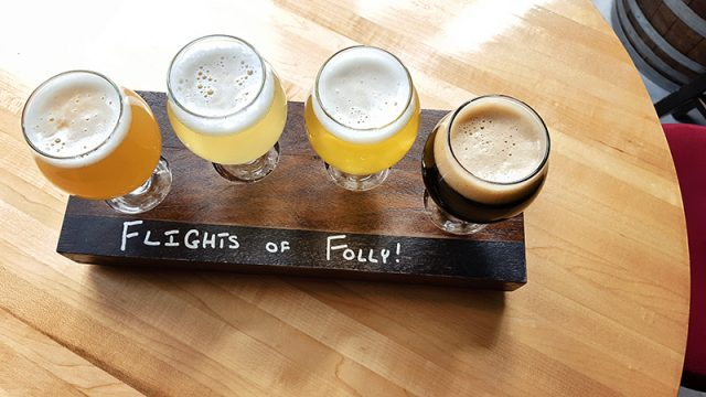 Craft Beer: Folly's Brewery | Food Bloggers of Canada