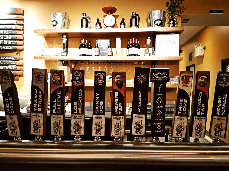 The Penticton Craft Beer Scene