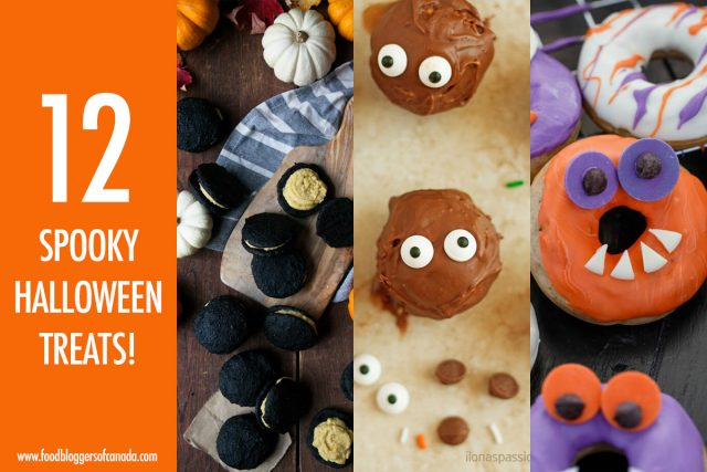 12 Spooky Halloween Treats | Food Bloggers of Canada