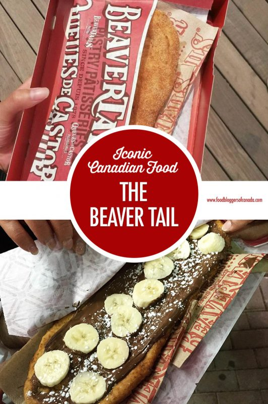 Iconic Canadian Food: The Beaver Tail | Food Bloggers of Canada