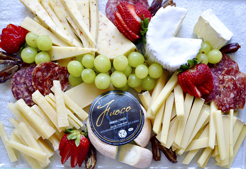 Making The Perfect Cheese Plate | Food Bloggers of Canada