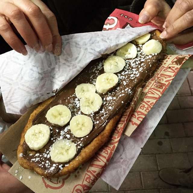 Iconic Canadian Foods: The Beaver Tail | Food Bloggers of Canada