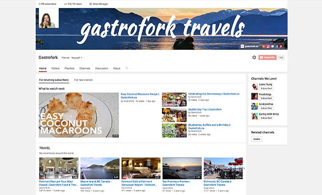 Featured Foodie: Gastrofork