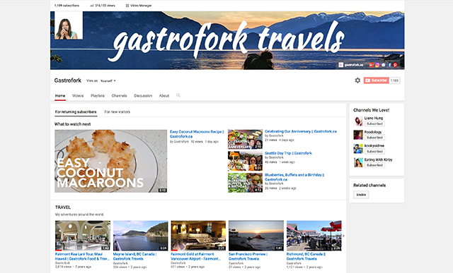 Featured Foodie: Gastrofork