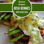 Christmas Traditions: Irish Bennies with Potato Farls | Food Bloggers of Canada