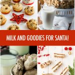 Milk and Goodies For Santa | Food Bloggers of Canada