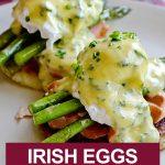 Irish Eggs Benny with Potato Farls