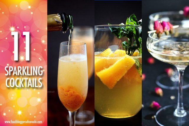 11 Sparkling Beverages | Food Bloggers of Canada