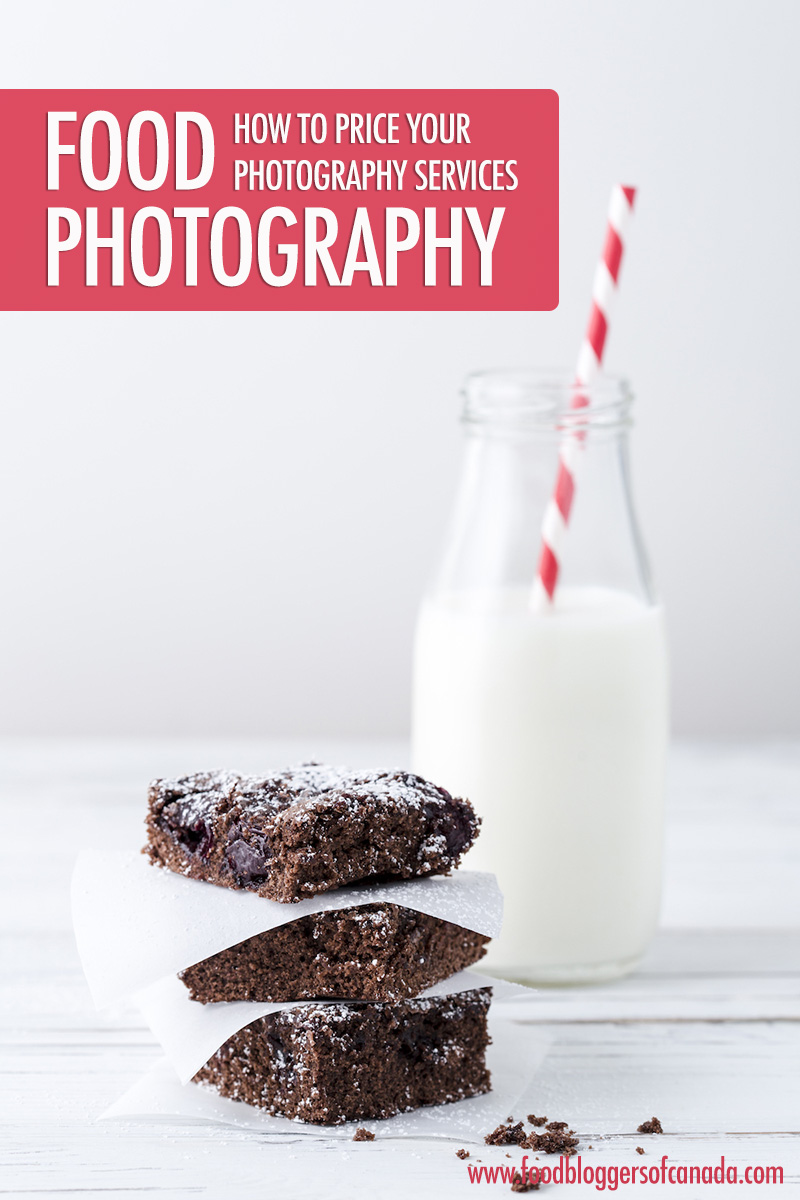 Food Photography - Pricing Your Photography Services | Food Bloggers of Canada