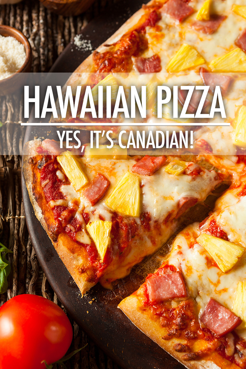 It's Canadian: Hawaiian Pizza | Food Bloggers of Canada