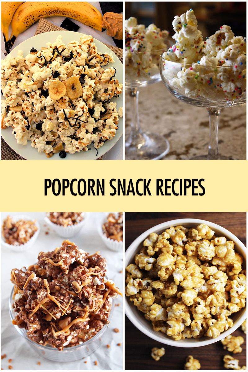 11 Popcorn Snack Recipes | Food Bloggers of Canada