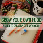 Canadian Seed Catalogue Guide | Food Bloggers of Canada