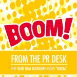 The Year That Blogging Goes Boom | Food Bloggers of Canada