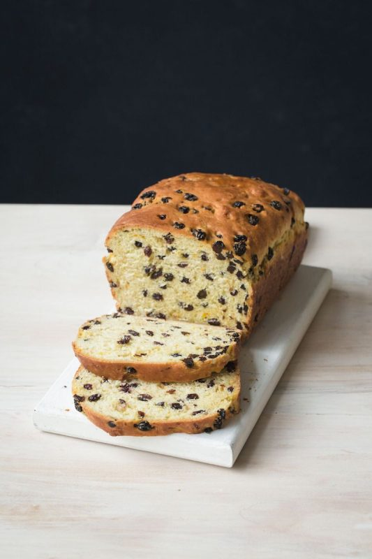 Currant Bread from Dutch Feast