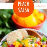 Peach Salsa Recipe | Food Bloggers of Canada