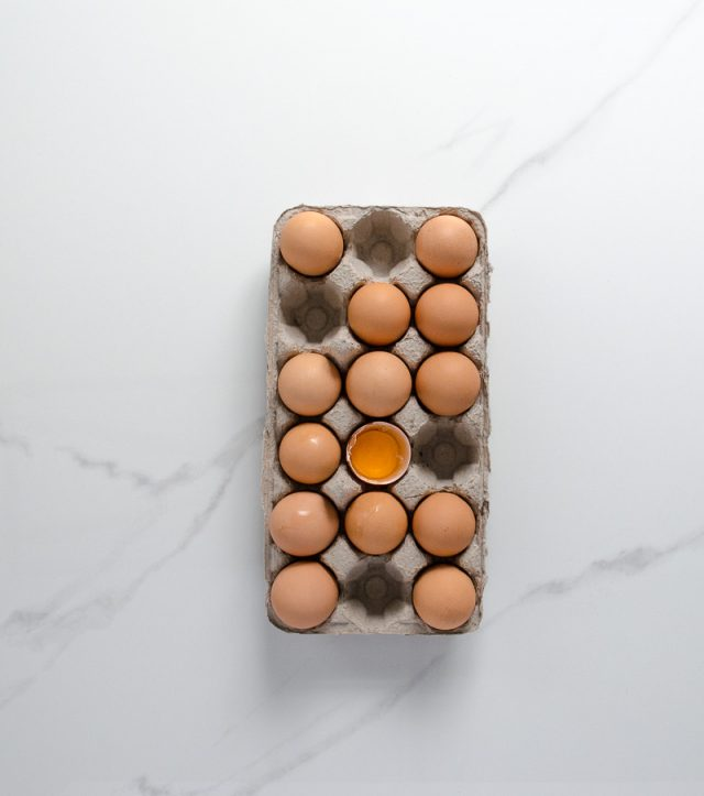 Food Styling: Tips for Styling Eggs