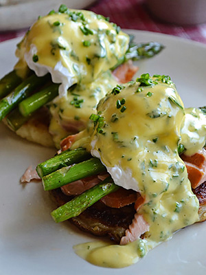 Irish Eggs Benny