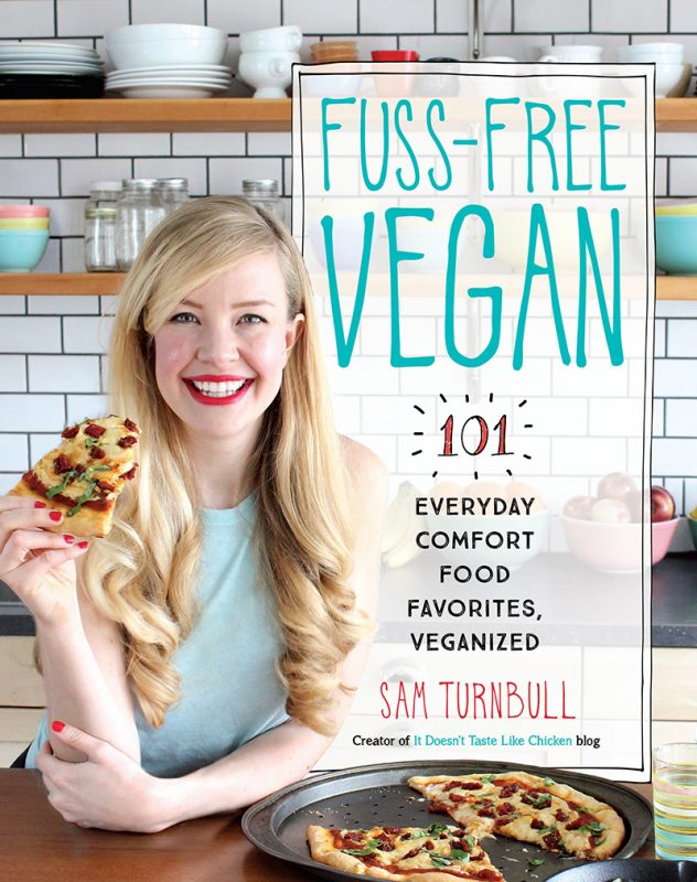The Fuss Free Vegan Cookbook Review | Food Bloggers of Canada