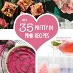 Over 35 Pretty In Pink Recipes | Food Bloggers of Canada