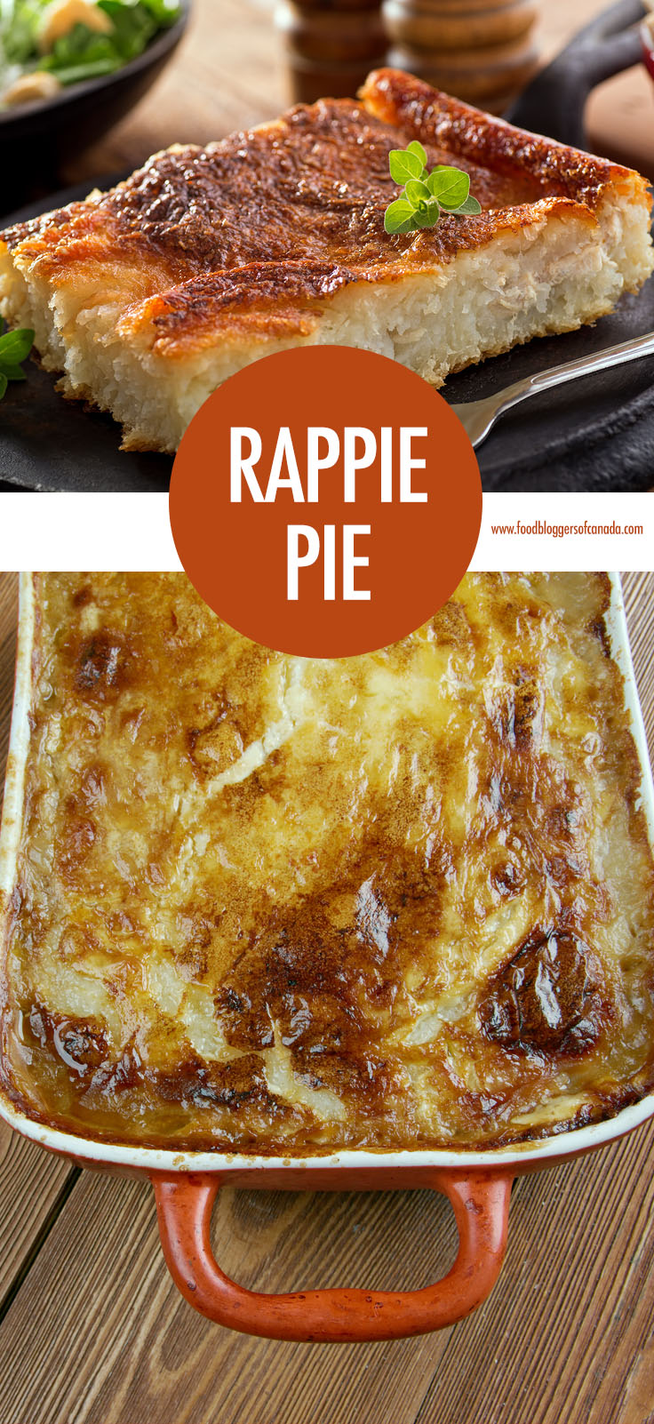The History of Rappie Pie   Food Bloggers of Canada