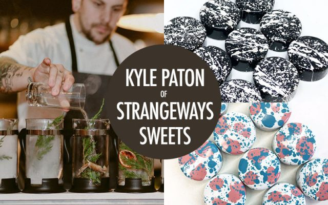 Kyle Paton of Strangeway Sweets | Food Bloggers of Canada