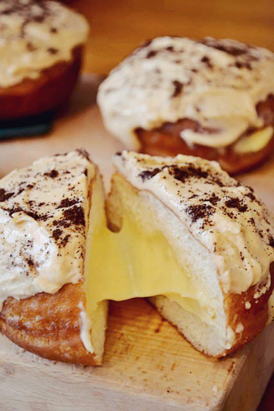 Irish Coffee Donut