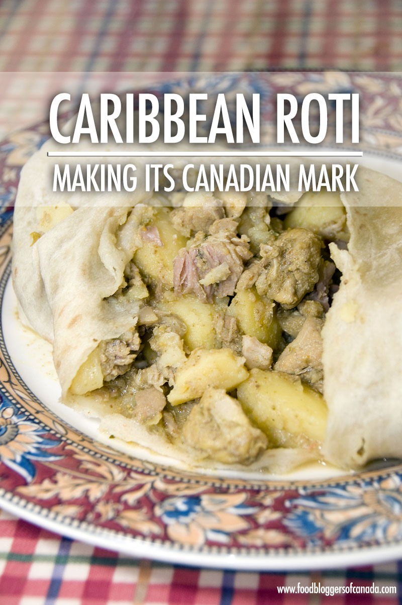 Iconic canadian food caribbean rotis history in canada food roti is a much loved munchie all over the world and whats not to like savoury meaty filling enveloped by a crepe like layer of love satisfies hunger forumfinder Image collections