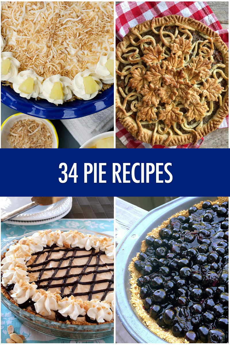 34 Pie Recipes | Food Bloggers of Canada