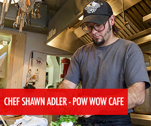 Chef Shawn Adler