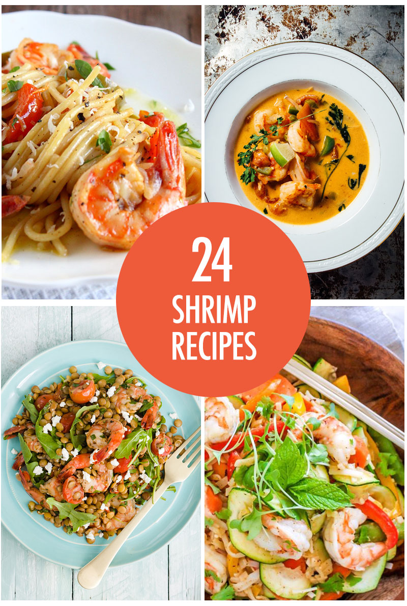 Shrimp Recipes | Food Bloggers of Canada