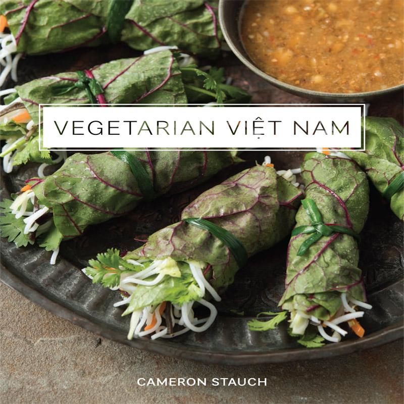 Vegetarian Viet Nam Cookbook Cover