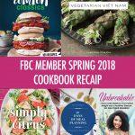 cookbook cover collage