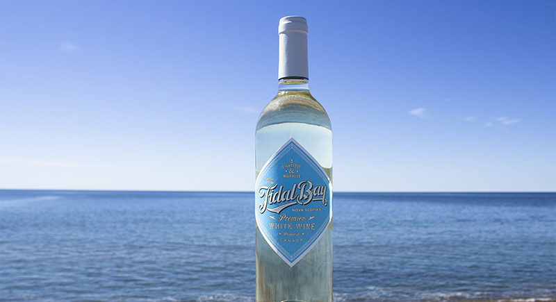 Canada's Tastemakers: Tidal Bay Wine | Food Bloggers of Canada