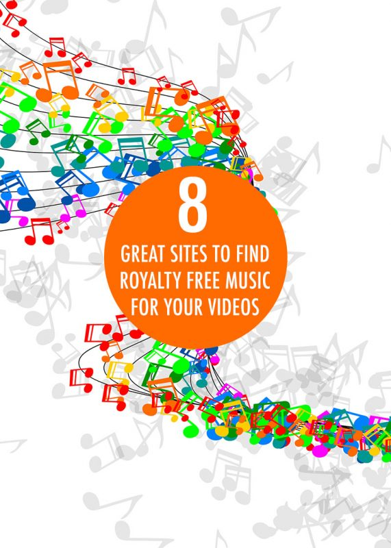 8 Sites To Find Royalty Free Music For Your Videos | Food Bloggers of Canada