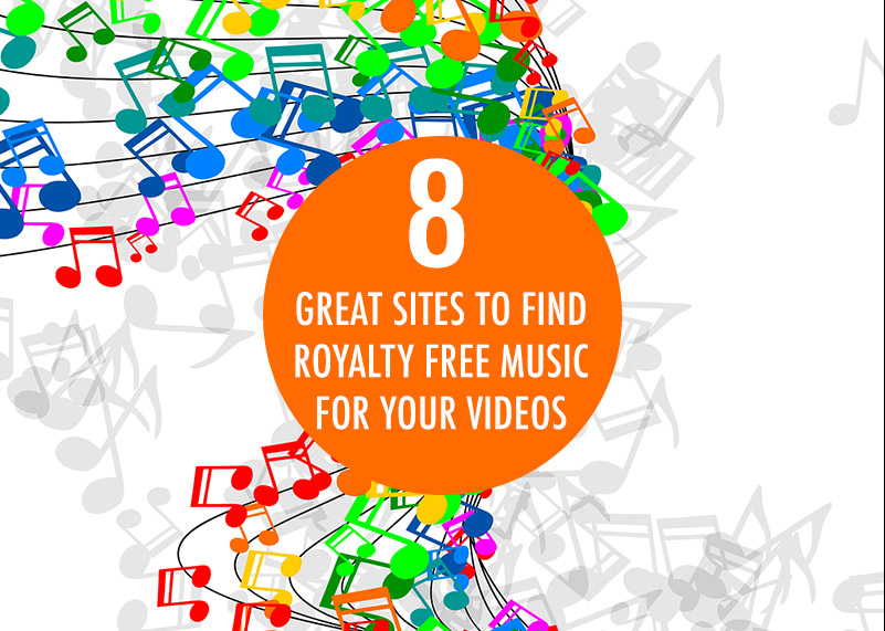 8 Sites For Royalty Free Music for Videos   Food Bloggers of