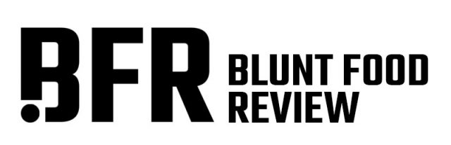 Blunt Food Review Logo