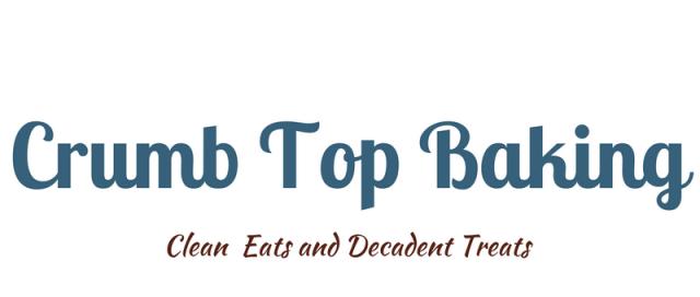 Crumb Top Baking Logo