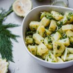 Greek Style Potato Salad
