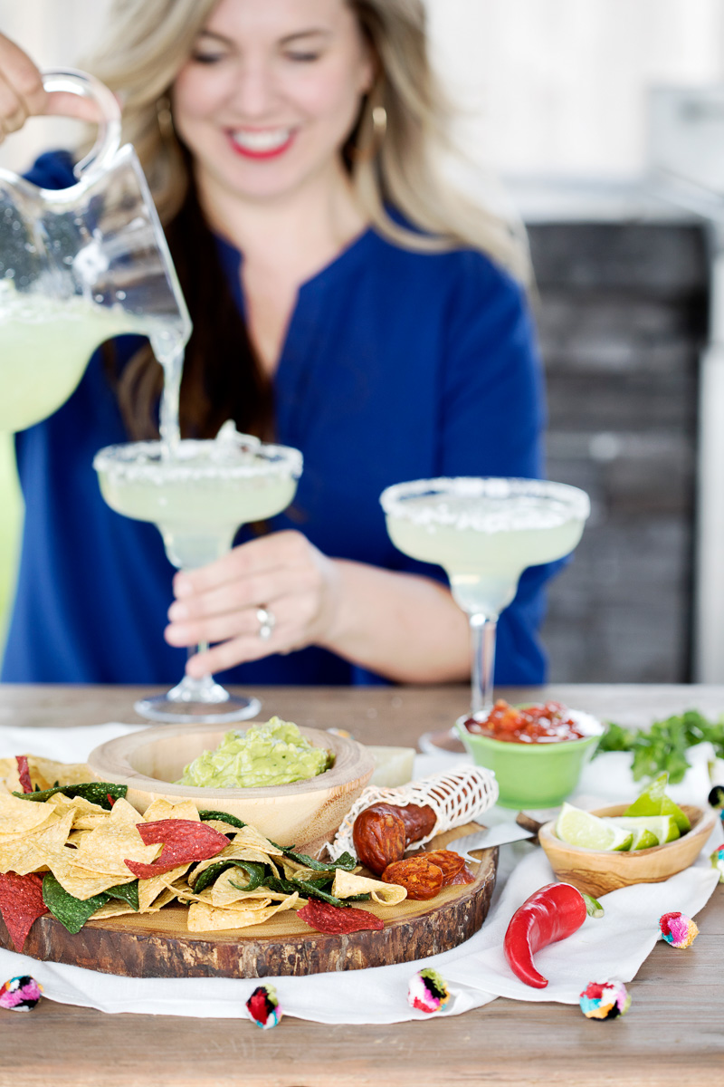 Styling Summer Cocktails | Food Bloggers of Canada