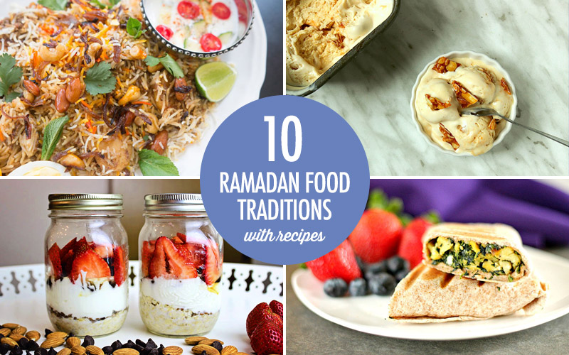 10 Ramadan Recipes And Food Traditions Food Bloggers Of Canada