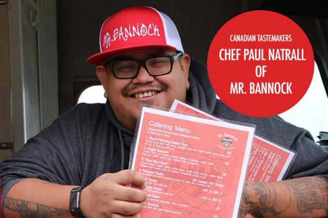 Mr. Bannock | Food Bloggers of Canada